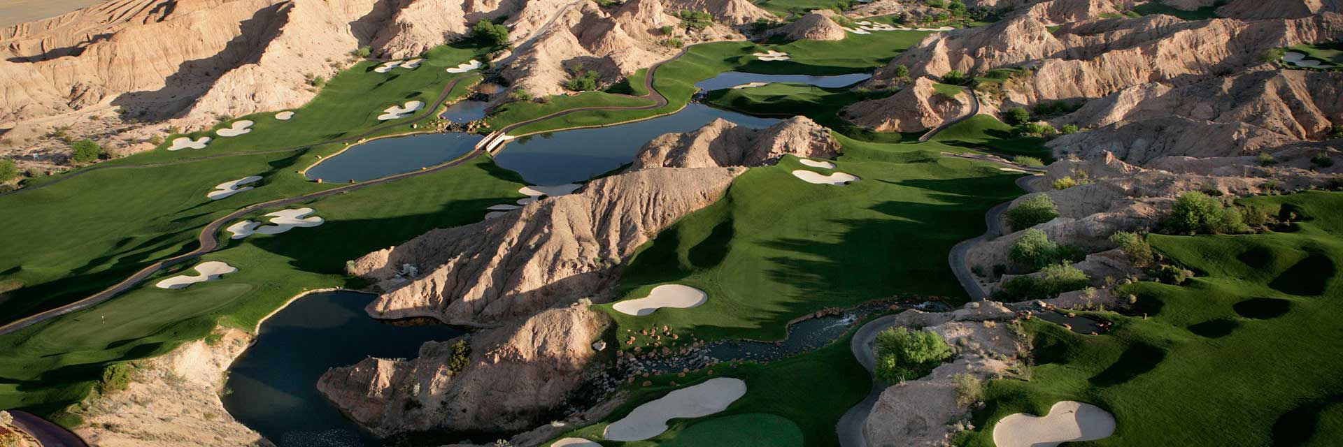 Mesquite Golf Package: Stonehaven Private Golf Homes +Wolf Creek / Conestoga / Falcon / Coyote for $219 per person, per day!